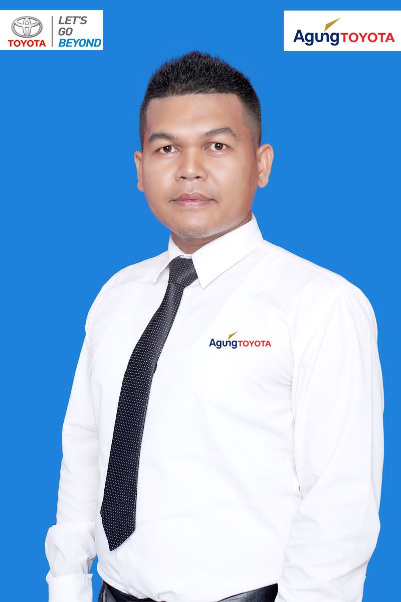 Sales Marketing Mobil Dealer Toyota Pekanbaru Heri