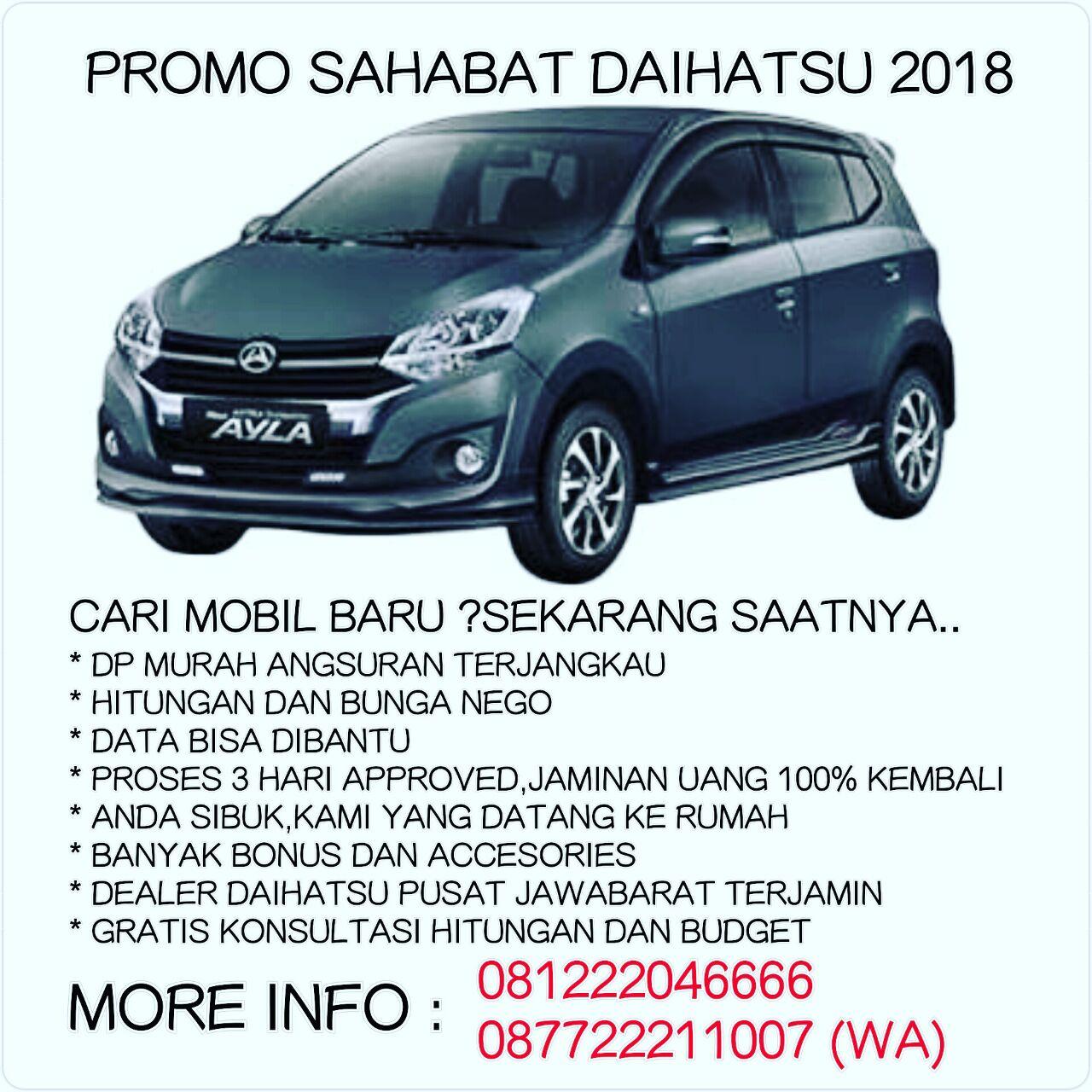 Promo Daihatsu By Aris