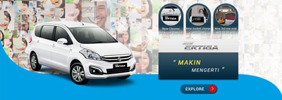 1. Suzuki New Ertiga