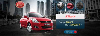 15. Suzuki Swift