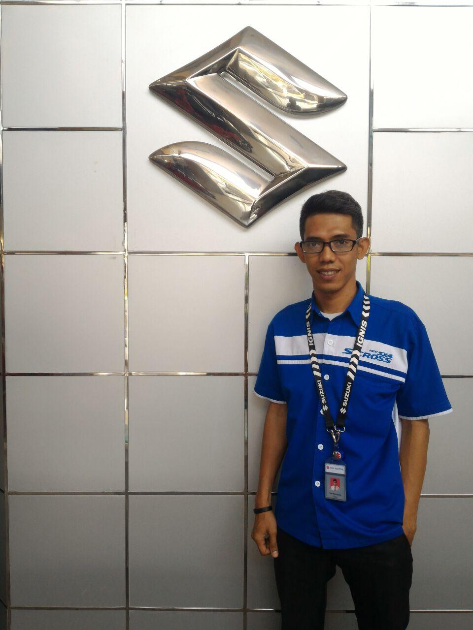 Sales Marketing Mobil Dealer Suzuki Jakarta Pusat Tian
