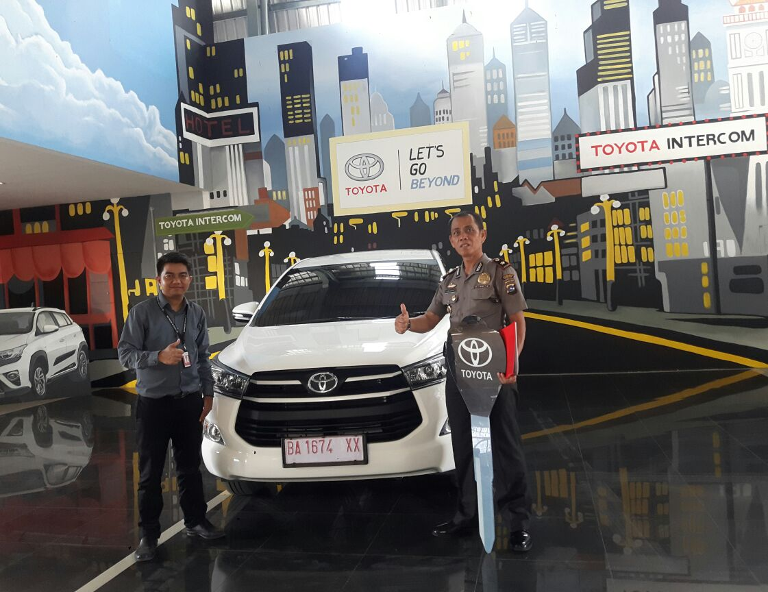 Sales Marketing Mobil Dealer Toyota Adek