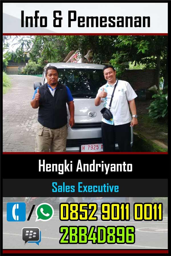 Info Dan Pemesanan Mobil Daihatsu Kudus