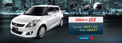 16. Suzuki Swift GS