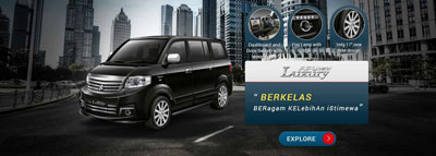 5. Suzuki APV Luxury