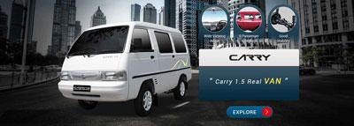 9. Suzuki Carry 1.5