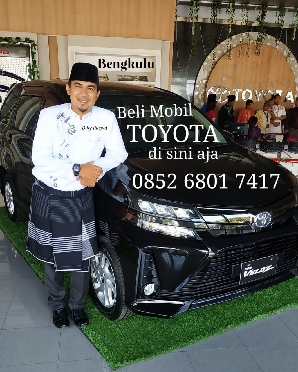 Sales Marketing Mobil Dealer Toyota Diky